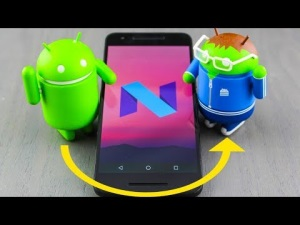 Android 7.0 против Android 6.0